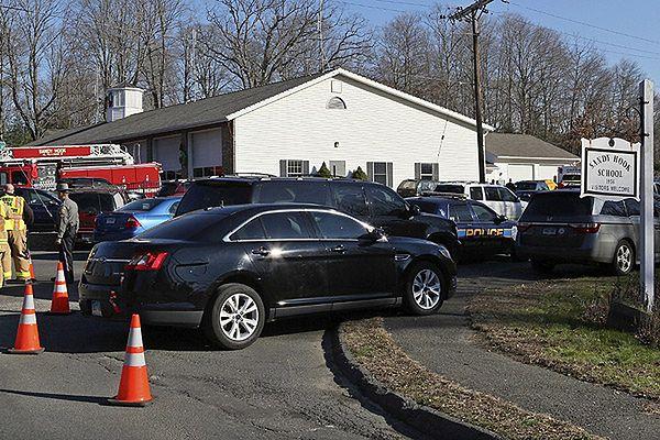 Strzelanina w amerykańskiej szkole w Newtown. 27 osób nie żyje