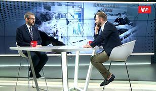 """Padło pytanie o protest w Sejmie. """"Powstańcy nie powinni napotykać barierek"""""""
