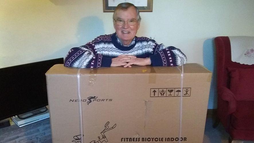 Amazon pomylił paczki 79-latka z Bristol
