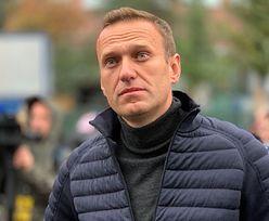 Aleksiej Nawalny krzyczał z bólu. Nagranie z samolotu