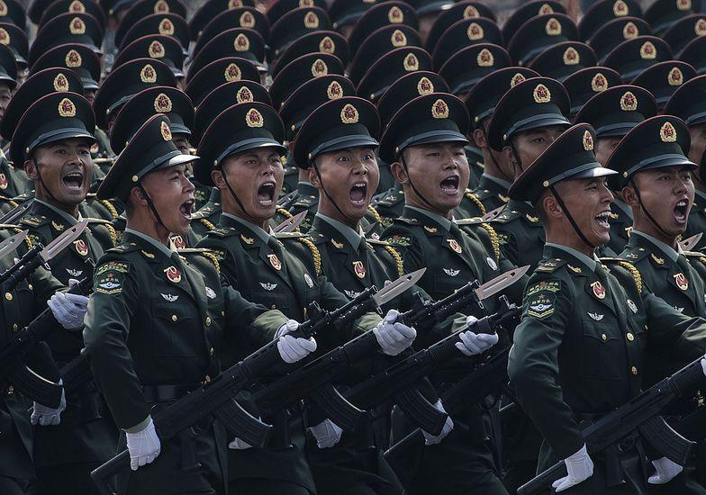 Chińczycy użyli tajnej broni. Przerażające skutki