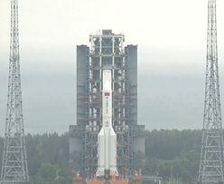 Kolos runął. Niekontrolowana chińska rakieta spadła na Ziemię