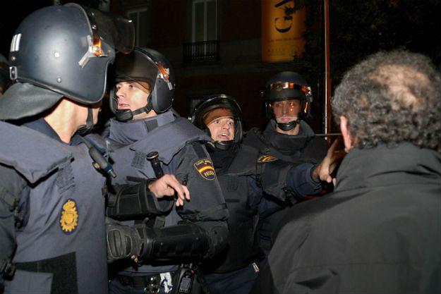 Bunt w ośrodku dla imigrantów w Hiszpanii