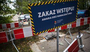 Seria awarii w oczyszczalni ścieków. Inspektorzy ochrony środowiska ruszają z kontrolami.