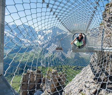Oberland Berneński – gęsia skórka na spacerze