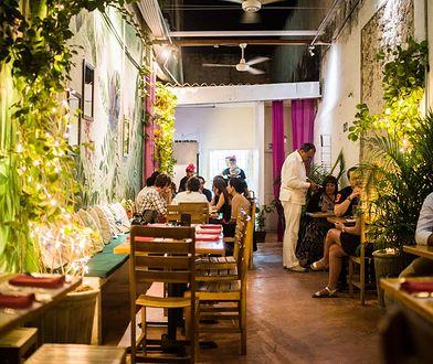 """Restauracja """"Interno"""" w Kolumbii"""