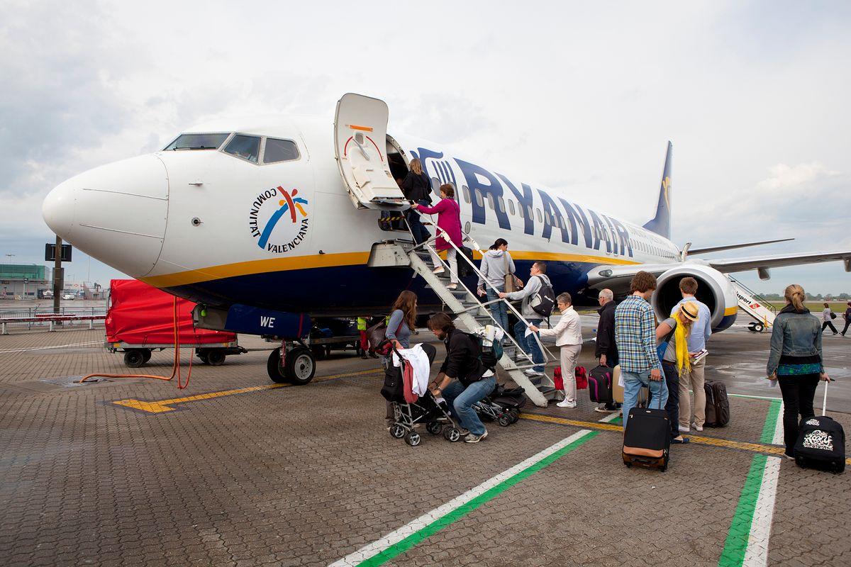 Nowe połączenia Ryanaira. Specjalnie na lato