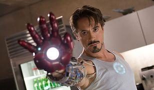 Robert Downey Jr jest kojarzony głównie z postacią Iron Mana
