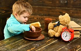 Dieta lekkostrawna i bezglutenowa dla dzieci