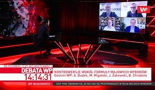 """Wybory 2020. Jacek Żakowski: """"Żaden z kandydatów nie spełnia minimalnych kryteriów jakościowych"""""""