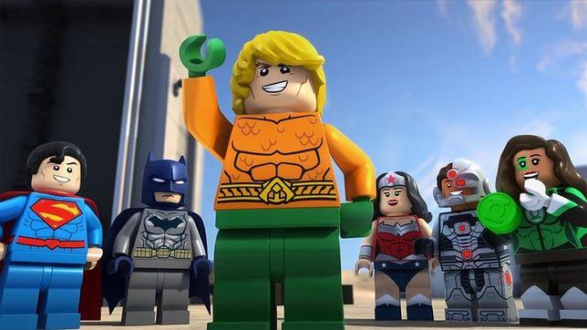 Aquaman to tylko jeden z wielu bohaterów tego filmu