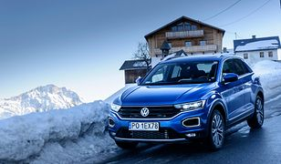 Volkswagen T-Roc / fot. Mariusz Zmysłowski
