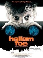 Plakat filmu Hallam Foe