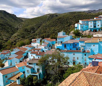 Kiedyś Júzcar nie różniło się niczym od innych andaluzyjskich miejscowości