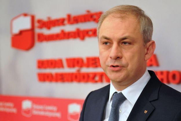 Grzegorz Napieralski: Miller też był na politycznym dnie, podałem mu wtedy rękę