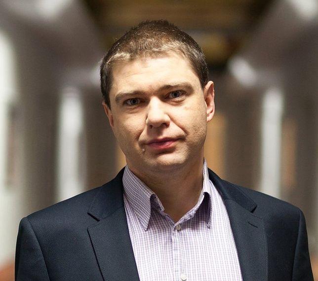 Piotr Szumlewicz jest ekspertem Ogólnopolskiego Porozumienia Związków Zawodowych