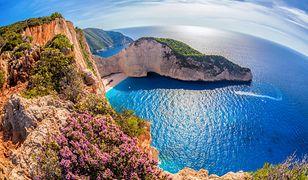 Grecka wyspa Zakynthos jest jedną z ulubionych wysp przez Polaków