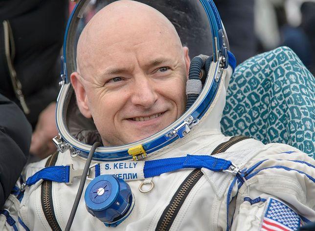 Pobyt w kosmosie zmienił jego DNA. NASA publikuje wyniki badań