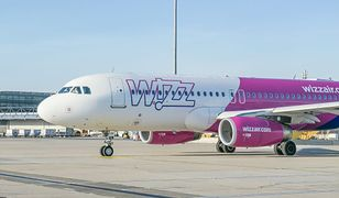 Wizz Air zapowiedział, że otworzy nową bazę we Lwowie 1 lipca