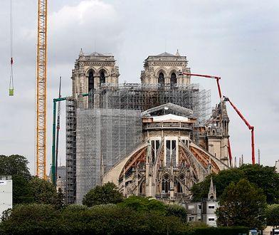 Katedra Notre Dame. Jest porozumienie w sprawie odbudowy