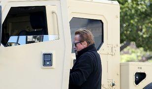 Arnold Schwarzenegger: Gwiazdor szykuje się na wojnę?