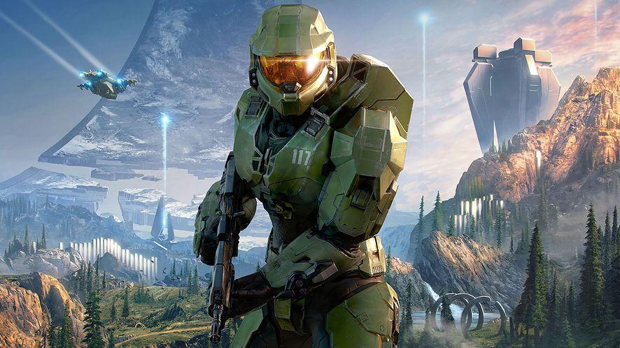 Halo Infinite ma oferować rozgrywkę w 120 FPS, fot. Microsoft