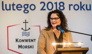 """Dorota Arciszewska-Mielewczyk zostanie matką chrzestną """"Tczewa"""" za Magdalenę Kubicką-Netkę"""
