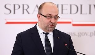 Łukasz Piebiak w wyniku afery hejterskiej odszedł z Ministerstwa Sprawiedliwości