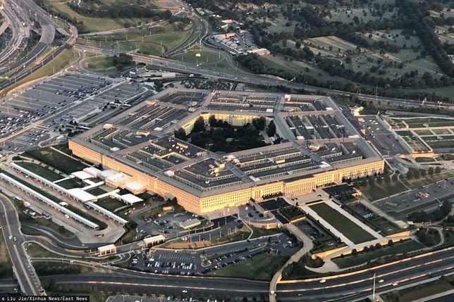 Pentagon zabiera głos ws. irańskiego ataku.