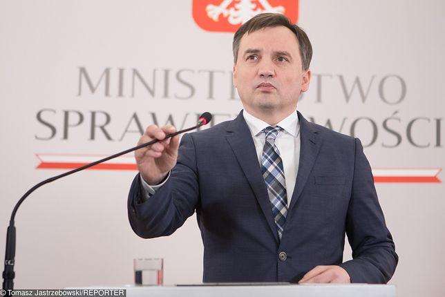 Negocjacje w sprawie ekstradycji prowadził resort Zbigniewa Ziobry