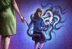 Matki śledzą dzieci w sieci. Prawda jest wstrząsająca