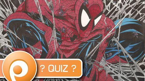 Quiz: co wiesz o Spider-Manie?