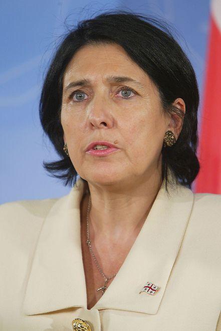 Gruzja: Salome Zurabiszwili wygrała wybory prezydenckie