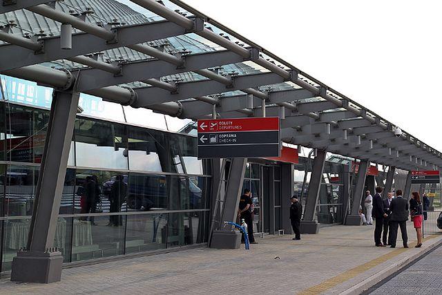 Warszawa ma nowe lotnisko - zobacz zdjęcia