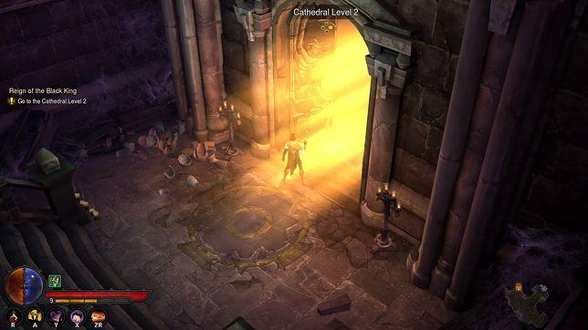 """""""Diablo III Eternal Collection"""" to jedna z moich pierwszych gier na Nintendo Switch"""