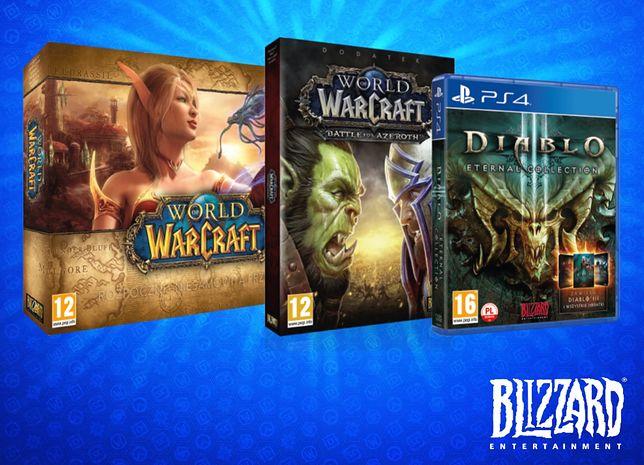 Gry Blizzarda w promocji z okazji Black Friday
