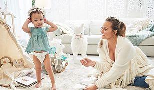 Chrissy Teigen pokazała rozkoszne zdjęcia córki. Szczęśliwa mama pęka z dumy
