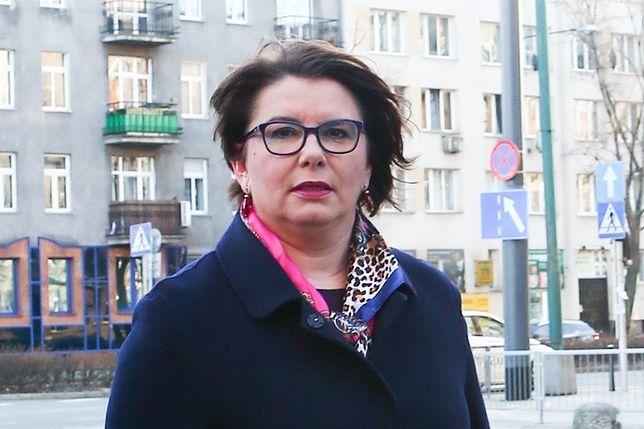 Prokuratura wydała kolejne postanowienie o zwolnieniu z tajemnicy zawodowej Magdaleny Fitas-Dukaczewskiej
