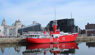Liverpool to jedno z największych miast Wielkiej Brytanii