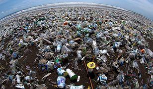 Do dzisiaj ludzkość wyprodukowała 8,3 mld ton plastiku