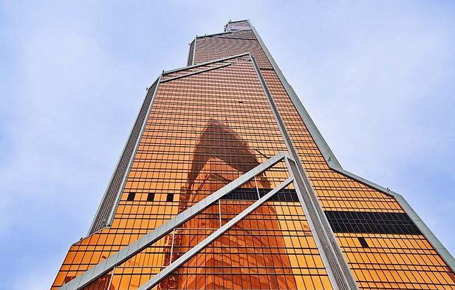 Miejsce 7. Mercure City Tower, Moskwa