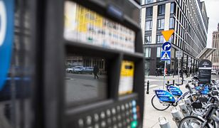 Warszawa. Od 1 kwietnia działa drugi operator mobilnych płatności za parkowanie