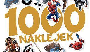 Spider-Man. 1000 naklejek