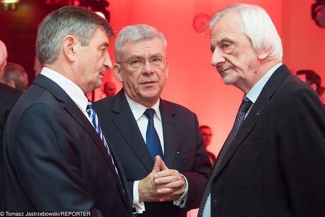 Marek Kuchciński, Stanisław Karczewski, Ryszard Terlecki