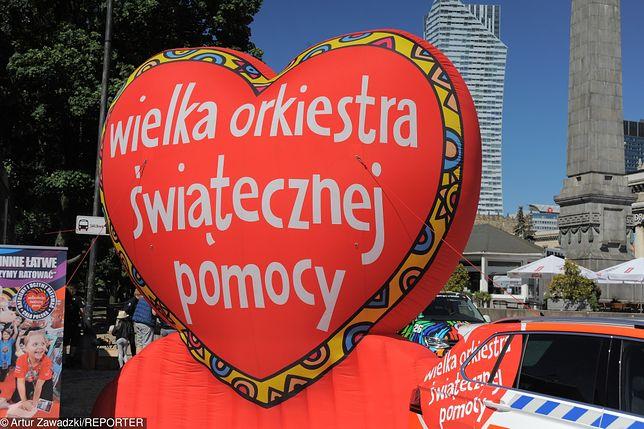 WOŚP Warszawa: finałowy piknik pod PKiN. Wystąpią m.in. Lao Che, Nocny Kochanek i Margaret