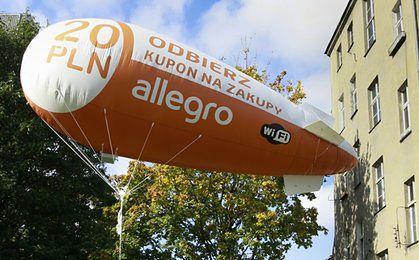 Awaria w Allegro