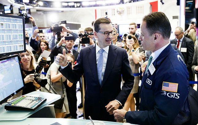 Po aferze KNF ujawnionej przez Leszka Czarneckiego, źle mówią o Polsce na amerykańskiej giełdzie Wall Street