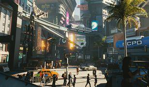 """Multum misji, ale bez tablicy zleceń. Miasto w """"Cyberpunk 2077"""" ma tętnić życiem"""