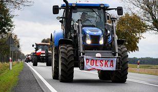 Protest rolników zablokował przejazd karetki z dzieckiem
