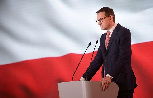 """Morawiecki przyznał, że rozmowy z KE """"nie są łatwe"""""""